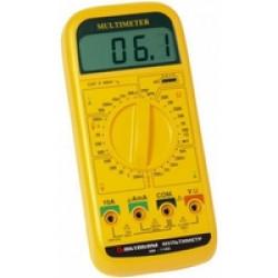 Измерительные приборы - мультиметр, генератор сигналов, измеритель RLC и другое оборудование